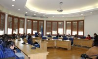(2151) - I progetti per la scuola - Piazza della Costituzione 139  - ed. 2011-2012 - Gli incontri con i Sindaci